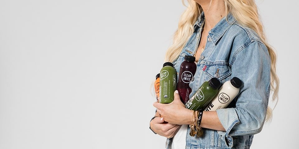 Clean Juice products